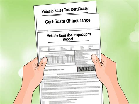 How To Fill Out A Car Title Transfer