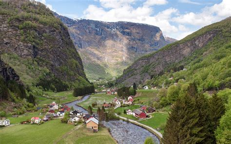 The Flam Railway Norways Most Scenic Train Journey On