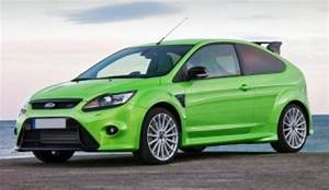 Ford Focus Mk2 Rs 2005  2010