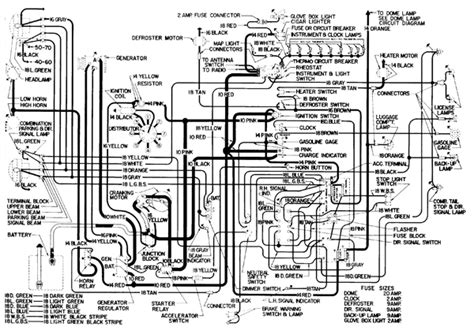 67 Buick Riviera Wiring Diagram Schematic by 2004 Buick Lesabre Parts Diagram Headlight And Blinkers