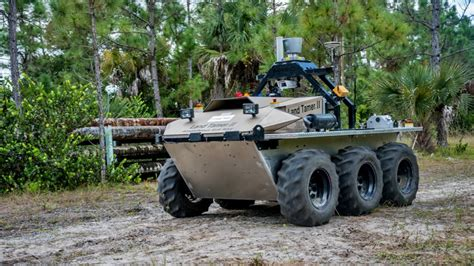 Autonomous Ground Vehicles and Aircraft Demonstrate New ...
