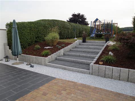 Terrasse Tiefer Als Garten by Gartenbau In Ebersg 246 Ns Galabau Weinmann