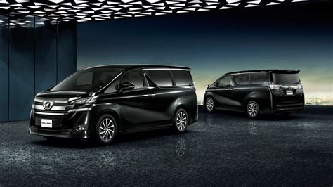 Toyota Vellfire Backgrounds by Toyota Unveils New Alphard And Vellfire Minivans In Japan