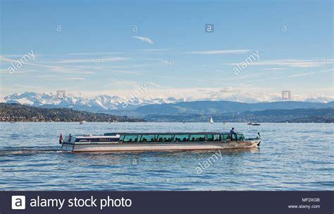 Zurich Boat by Lake Zurich Boat Stockfotos Lake Zurich Boat Bilder Alamy
