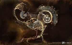 Best 58+ Clockwork Background on HipWallpaper   Clockwork ...