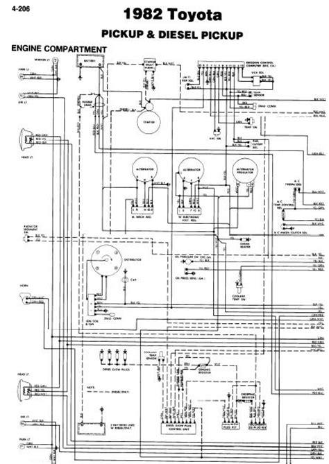 repair manuals toyota and diesel 1982