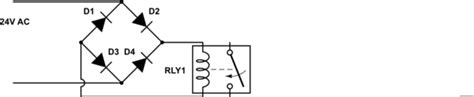 Applying Relay Coil Electrical Engineering