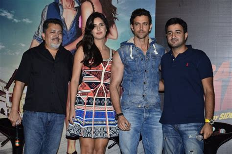 Katrina Kaif Hrithik Roshan Launch Bang Title