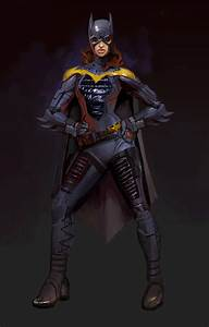 Batgirl (Injustice: Gods Among Us)