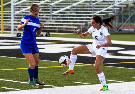 girls varsity soccer  andover photo gallery  devon