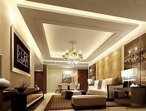 Interior creative false ceiling lights in gypsum board