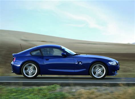 View Of Bmw Z4 Coupe 3.0si. Photos, Video, Features And