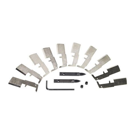 Milwaukee 2 9/16 in. Switchblade 10 Blade Replacement Kit