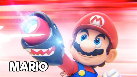 qoo news mario rabbids kingdom battle mario character