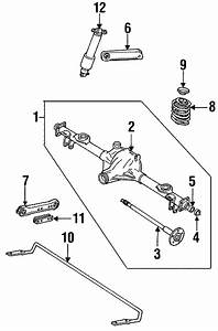 Buick Commercial Chassis Drive Axle Shaft Bearing