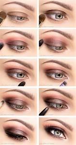 Eyeliner Für Anfänger : 12 easy simple fall makeup anleitungen f r anf nger lerner 2015 8 make up pinterest make ~ Frokenaadalensverden.com Haus und Dekorationen