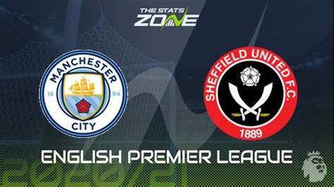 2020-21 Premier League – Man City vs Sheffield Utd Preview ...