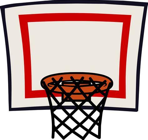 basketball hoop backboard clipart basketball ring net png transparent png stickpng