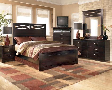 Ashley X-cess Panel Bedroom Set, B117-57-54-96, Bedroom