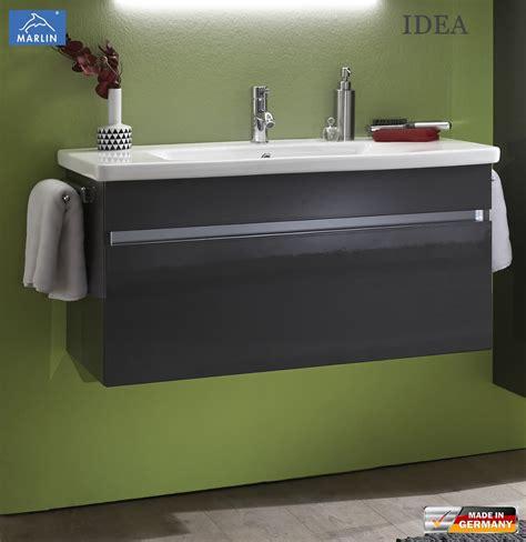 Waschtisch Keramik Mit Unterschrank by Marlin Idea Waschtisch Set Mit 100 Cm Keramik Waschtisch