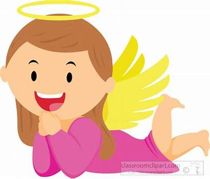Angel Clipart Clip Angels Graphics Boy Acker