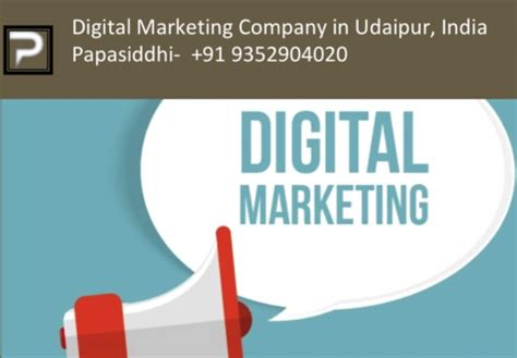 digital marketing company digital marketing company in udaipur issuewire