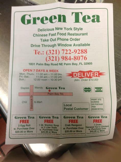 china kitchen menu green bay green tea 21 reviews 1831 palm bay rd ne 8203