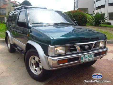 nissan terrano manual 2001 for sale carsinphilippines 7425