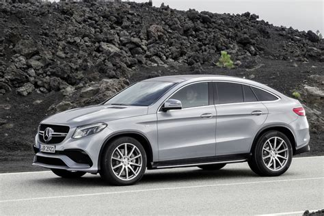 Mercedes Gle Class Picture by Mercedes Gle Class Coupe 2015 Pictures 48 Of 48