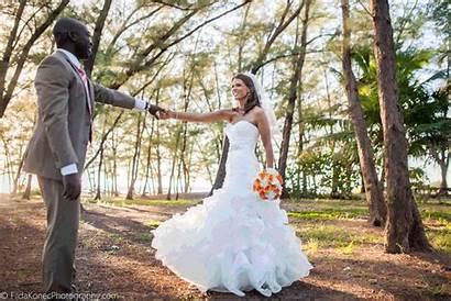 Bride Groom Zachary Beach Taylor West Key