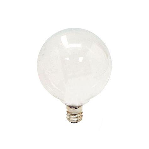 ge 4 watt incandescent c7 light bulb pink 2 pack