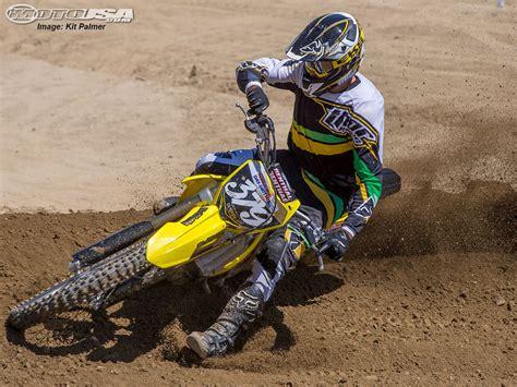 suzuki motocross bike suzuki dirt bike and motocross reviews