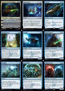 magic the gathering meets starcraft in amazing custom deck set nerdist