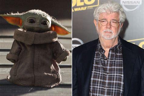 Cuddle Baby Yoda, George Lucas must in 2020 | George lucas ...