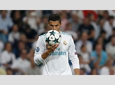 Zinedine Zidane Real Madrid forward Cristiano Ronaldo is