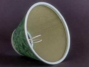 Lampenschirm Zum Aufstecken : aufsteck lampenschirm gr n marmoriert e14 papier ~ Sanjose-hotels-ca.com Haus und Dekorationen