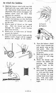 Brother 651 Charger Sewing Machine Threading Diagram