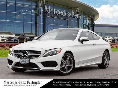 Fill your cart with color today! New 2018 Mercedes-Benz C300 4MATIC Coupe 2-Door Coupe in Burlington #1823406 | Mercedes-Benz ...