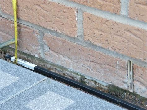 What Is A Weep Hole Weep Holes Drainage Moisture