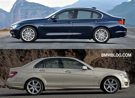 2012 Bmw 3 Series Vs. 2012 Mercedes-benz