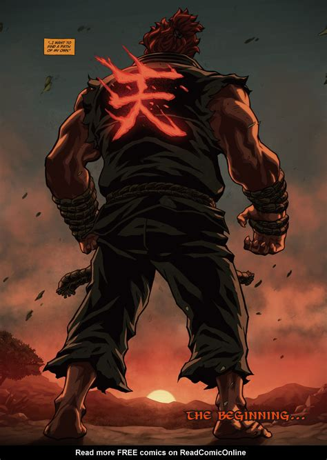 Street Fighter Origins Akuma Full Read Street Fighter