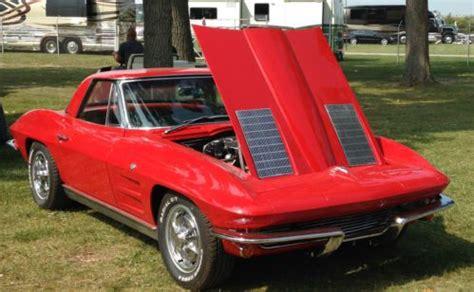 sell  mint  corvette convertible