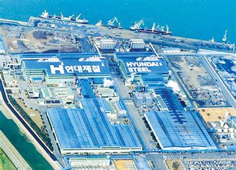 Hyundai Steel Company by Hyundai Mulls Steel Plant In Trinco Ceylon Ananda