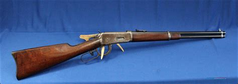 Winchester 1894 Saddle Ring Carbine Src 3030  For Sale