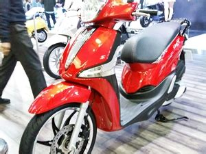Modification Piaggio Medley by Vespa Elegante Launched In India Rs 78 999 Bharath