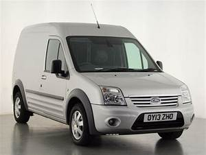 2013 Ford Transit Connect High Roof Van Limited Tdci 110ps
