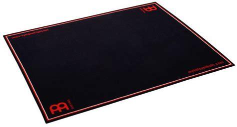 meinl tapis de sol pour batterie noir