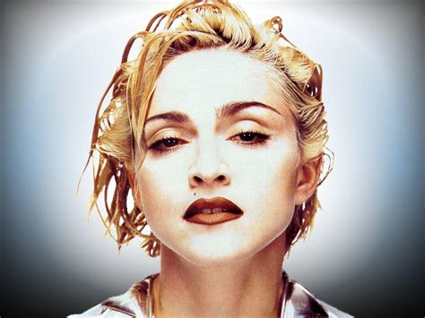 career  madonna pictures biography blond ambition