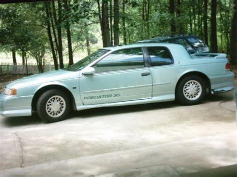 cougar ford manual mercury
