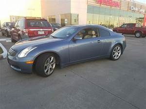 2006 Infiniti G35 Coupe Sport Package For Sale